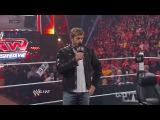(WWEWM) WWE RAW 23.04.2012 - Opening Segment with John Cena & Edge (Edge returns)