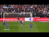 Валенсия - Леванте (Обзор матча)