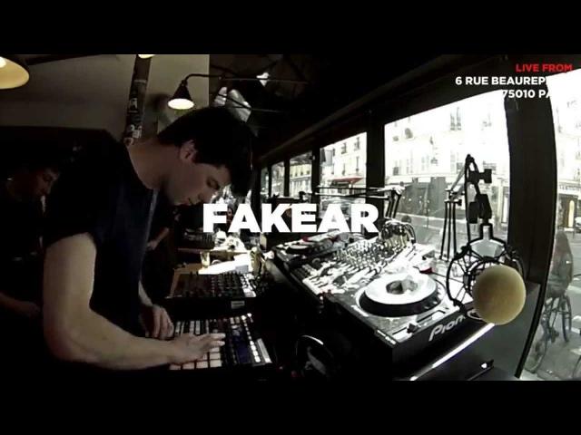 Fakear • Live Set • Nowadays Records Takeover 2 • LeMellotron.com