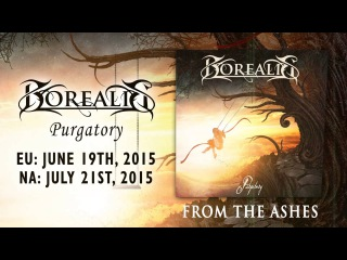 BOREALIS - From The Ashes (2015) // official audio // AFM Records