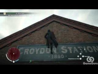 Прохождение Assassins Creed Syndicate Синдикат — Часть 2 Иви Фрай и Частица Эдема aac