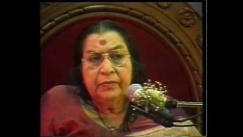 Пуджа Наваратри /2001/ - лекции Шри Матаджи