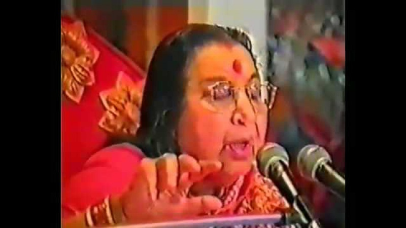 1995 год, 14 апреля. Пасхальная Пуджа. Калькутта, Индия. Перевод Ю. Васильева