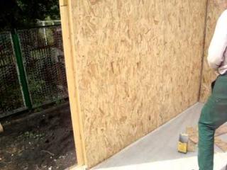 Монтаж каркасно панельного дома ООО Эксклюзив строй