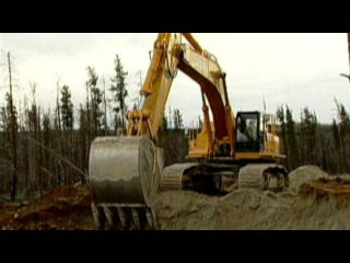 Excavator - Construction Trucks Music Video for Kids