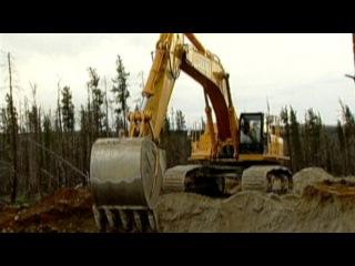 Excavator - Construction Trucks Music Video for Kids
