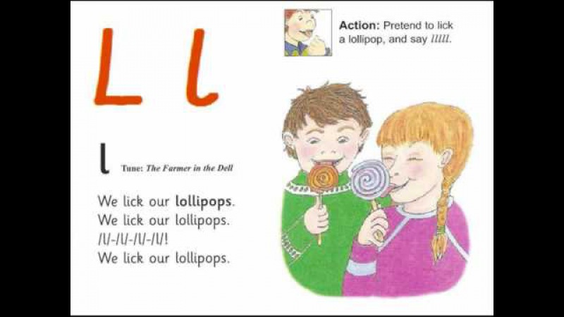 Jolly Phonics Phase Two