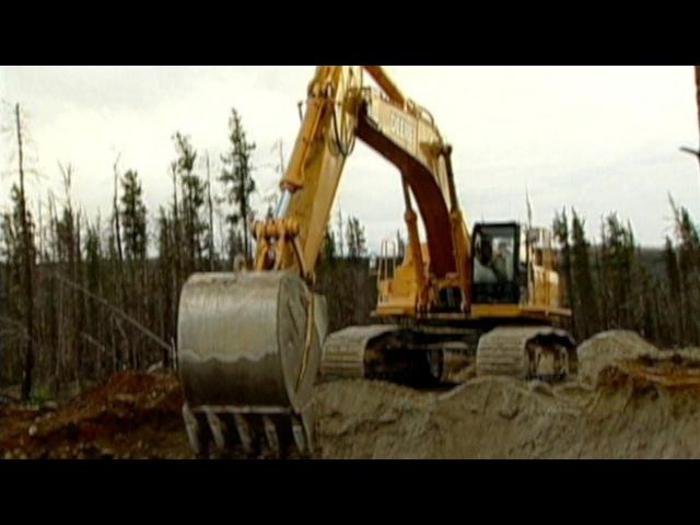 Kids Truck Video - Excavator