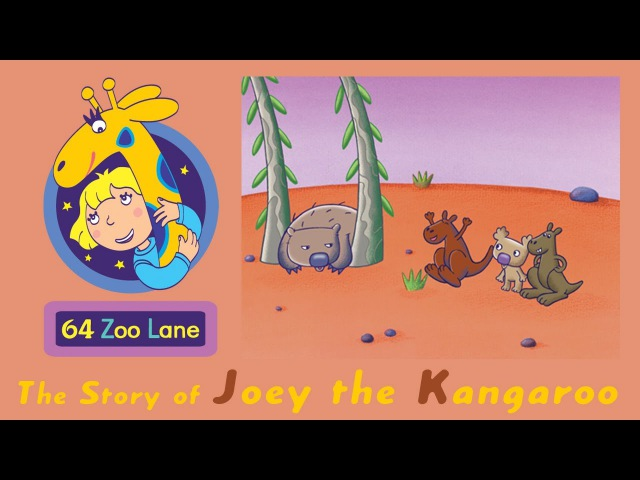 64 Zoo Lane - Joey the Kangaroo S01E03 HD | Cartoon for kids