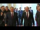 Владимир Путин прибыл с государственным визитом в Казахстан - Первый канал