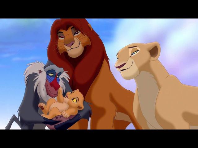 The Lion King - He Lives In You