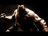 Mortal Kombat X: 13 минут геймплея за Горо
