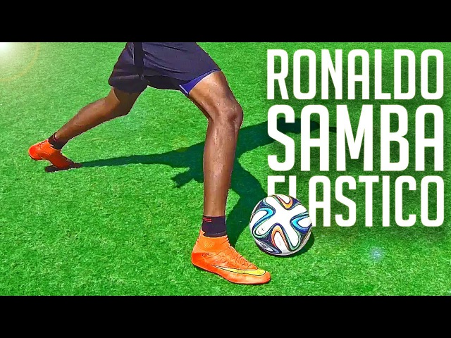 How To Do The Ronaldo Samba Elastico Skill - Tutorial