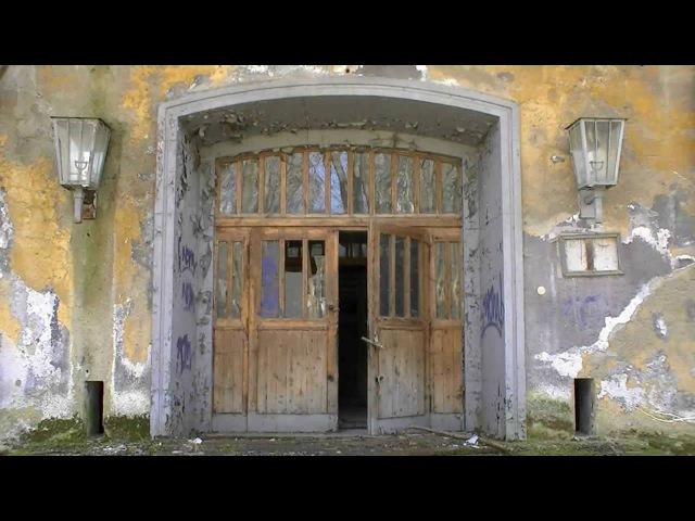 Lostplaces - Die einstige Sowjetkaserne Weimar-Nord Веймар