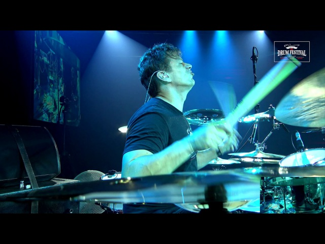 "MEINL DRUM FESTIVAL 2015 – Thomas Lang ""Zombies In A Dream"" by Spark 7"