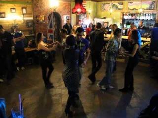 Zouk-руэда в Симферополе. Танцуют ребята из Крым-Зук.