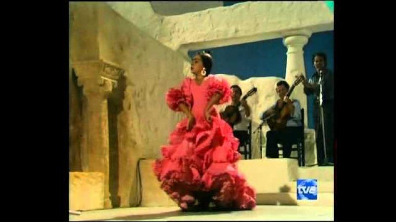 Baile Isabel Bayon - Alegrias.wmv