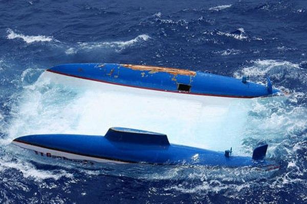 Недалеко от Таганрога затонул парусный катамаран, четверо пострадавших