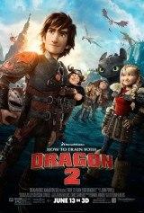 Cómo entrenar a tu dragón 2 (2014) - Latino