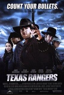 Texas Rangers (2001) - Latino