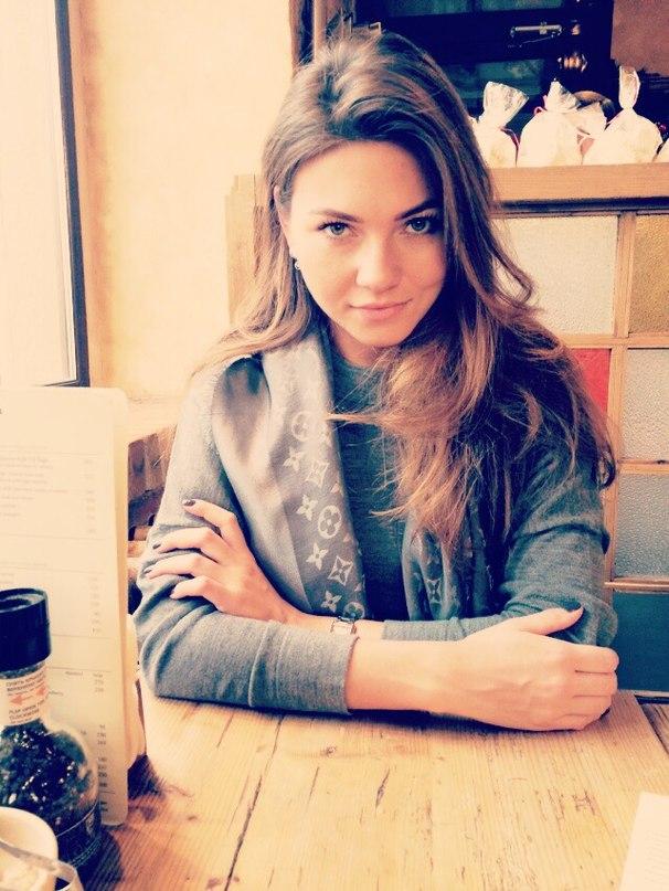 Анна Кайгородова |