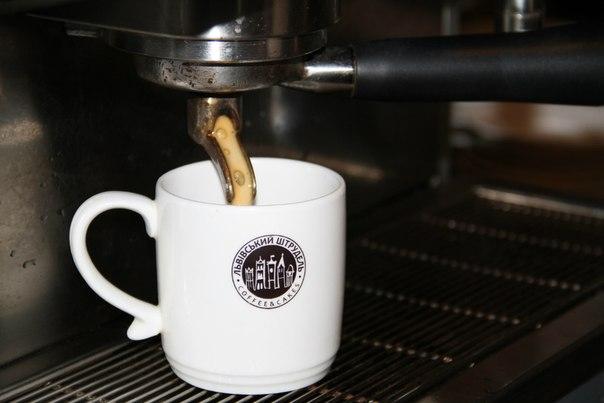 Еспресо є відмінним кавовим напоєм,