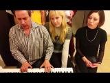 Праздничная песня про Сталина (Уверен вождь с таким народом) - Пианино кавер