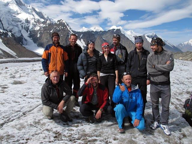 Khan Tengri 2014