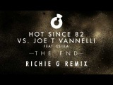Hot Since 82 vs. Joe T Vannelli - The End (Richie G Remix)
