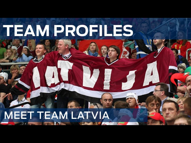 Meet Team Latvia | IIHFWorlds 2015 / Настало время Латвия | ЧМ-2015