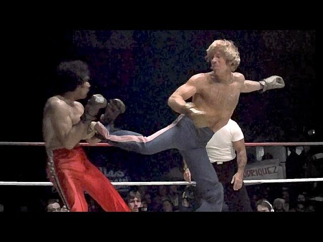 Чак Норрис побеждает на ринге | Chuck Norris wins in the ring