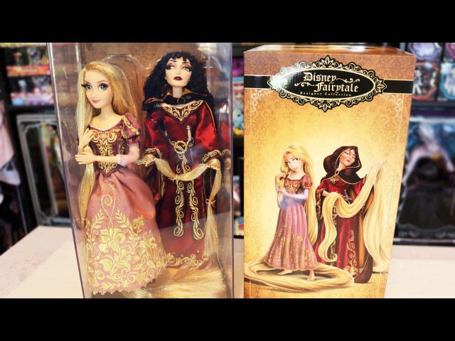 Disney Fairytale Designer Collection Rapunzel and Mother Gothel Review