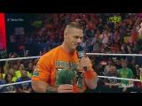 WWE Monday  Night RAW 17.08.2015 - John Cena is Ready to Become a 16 World Champion