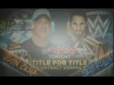 WWE Monday Night RAW 17.08.2015