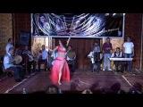 Nata Fari bellydancer at Ahlan Wa Sahlan 2014