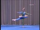 Ksenia Zhiganshina 2009 Moscow Competition Gala 21 Straight Double Fouettes New Bolshoi Ballerina
