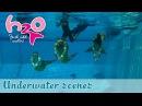 H2O Just Add Water Behind the scenes Underwater scenes