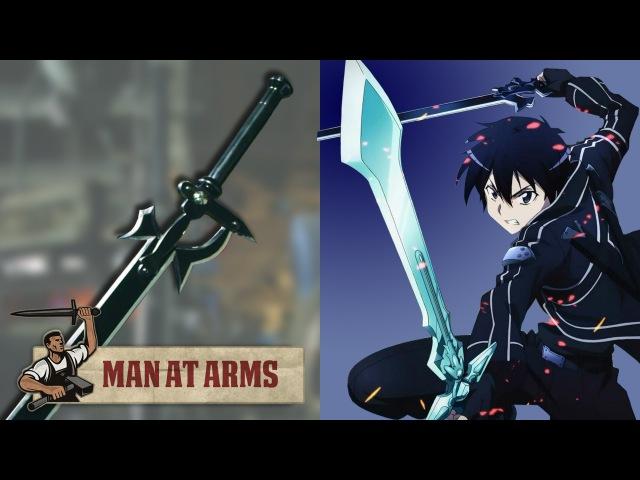 Kiritos Elucidator (Sword Art Online) - MAN AT ARMS
