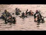 На острове Русский дайверы отметили окончание сезона поисками подводного клада - Первый канал