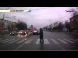Толпу пешеходов подбросило в воздух: кадры страшного ДТП в Иванове