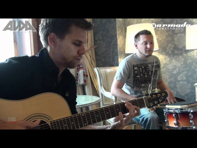 Acoustic hotel room session VII - Mirage, Eller van Buuren feat. Bagga Bownz