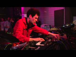 Philipp Gorbachev and The Naked Man - Boiler Room Berlin Live Set