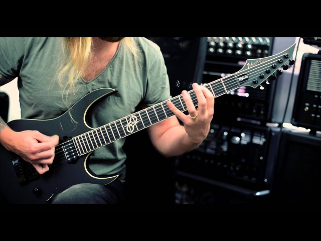 Ola Englund Time (Will Not Heal) (Guitar Playthrough)