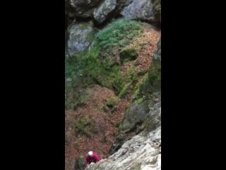 Ледяная пещера..Караби-яйла..4 октября 2015