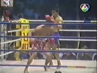 Легенда Муай Тай Сомлук Камсинг. Чемпион олимпийских игр по боксу.
