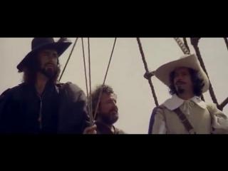 """Занимательный приключенческий фильм про пиратов """"Чёрный корсар"""" (1971 год )"""