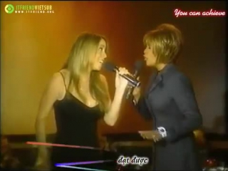 Mariah Carey & Whitney Houston - When You Believe (The Oprah Winfrey Show Live)