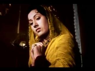 Великий Могол/Mughal-E-Azam (Индия, 1960). Первая часть, цветной.