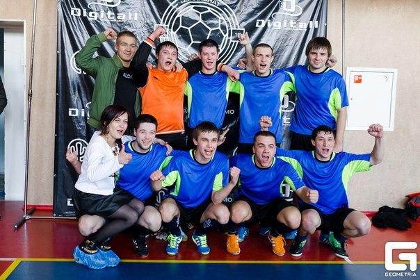 Генеральный спонсор турнира по футболу.