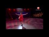 Надя Апполонова | Танцуют все - 7 (2014) | Соло для мужа и сына.